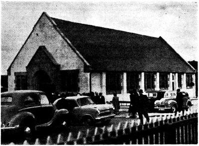 kiltearn church sep 1957